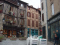 Limoges, Clermont Ferrand, Ambert